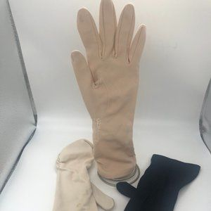 Vintage Gloves Singles NO Matches Crafts Costumes